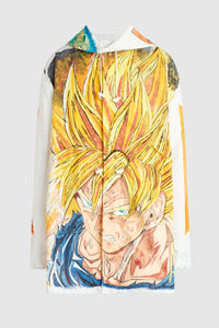 DRAGON BALL STEVE AOKI PARKA #191