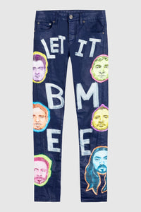 Let It Be Me BSB Aoki Portraiture Jeans #131