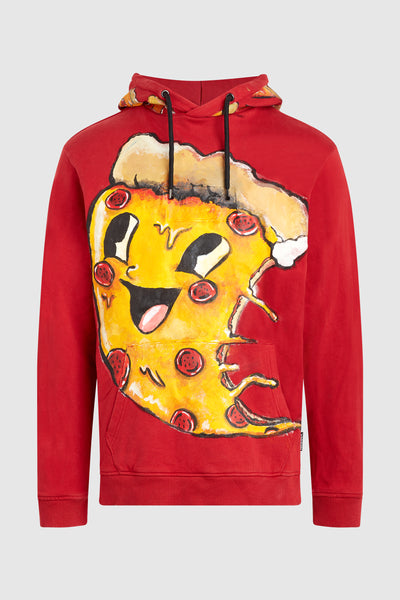 Pizza By Any Means Necessary Hoodie #225