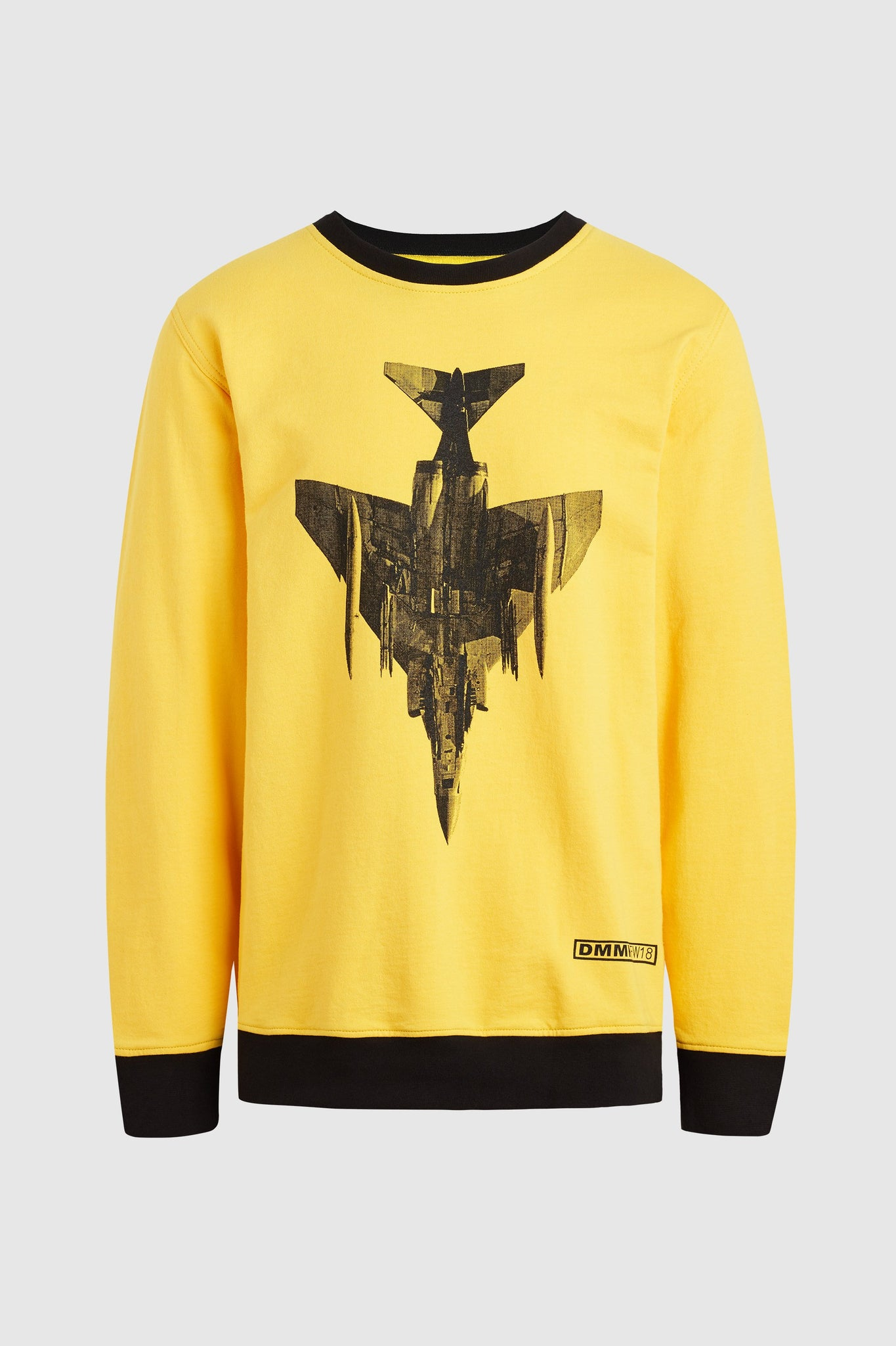 Armstrong Pullover - Yellow