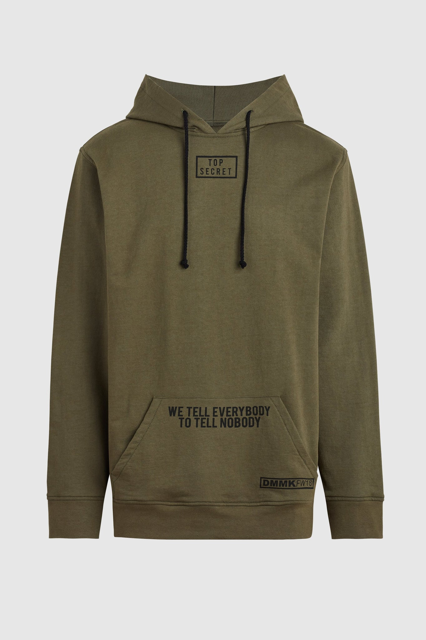 Top Secret Hoodie - Green