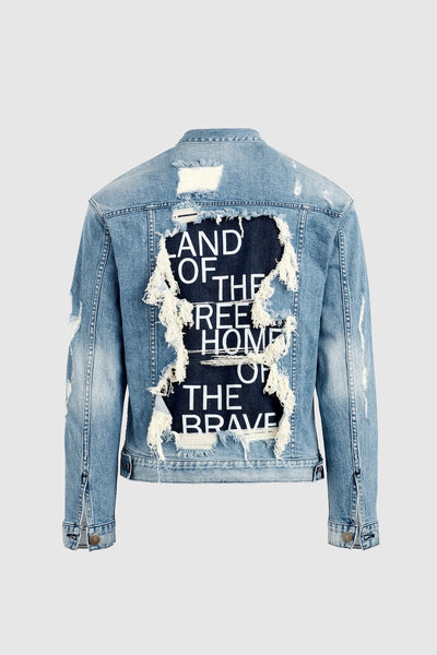 Obex Denim Jacket