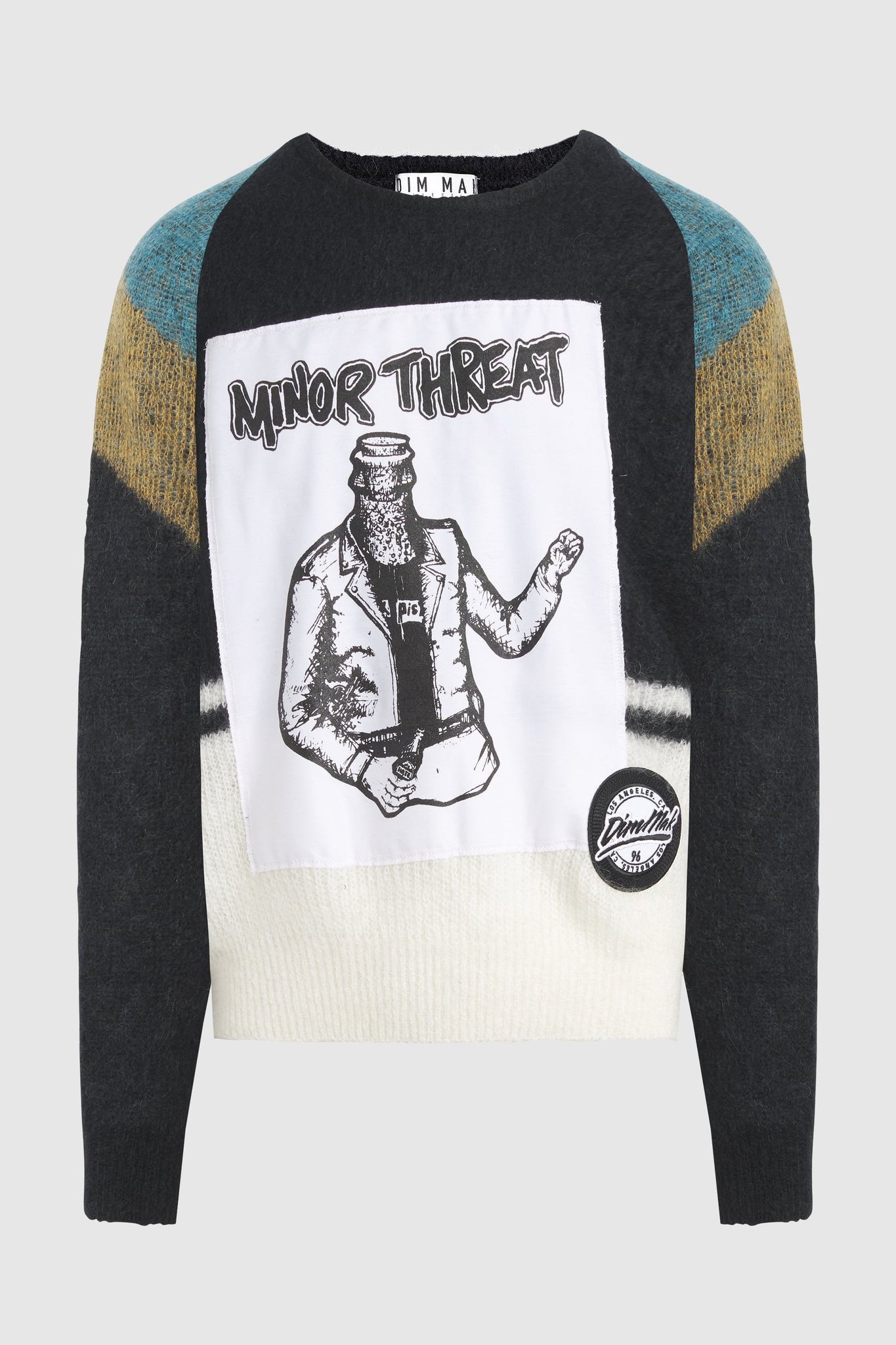 DMMK vs. Minor Threat Mohair Sweater #38