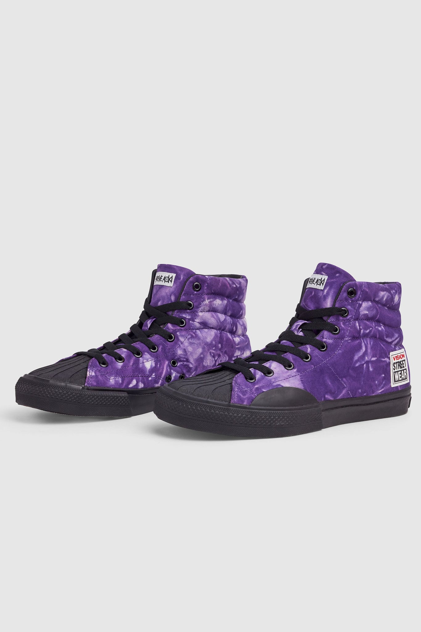 VSW X Aoki Sneakers - Purple