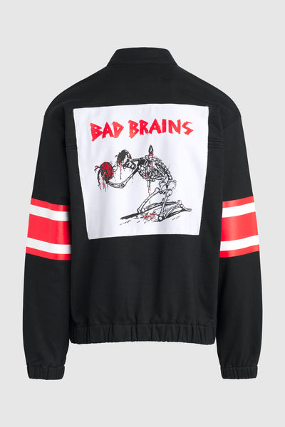 DMMK Bad Brains Pull Over Fleece #88