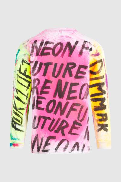 Kita Neon Future Long Sleeve #104 (archival)