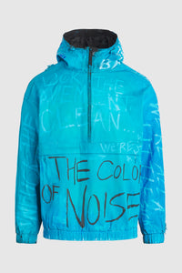 The Color of Noise Pull Over Jacket #97