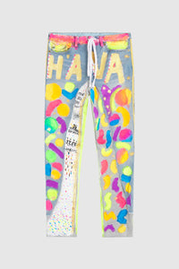 Hava Candy Painted Jeans #126