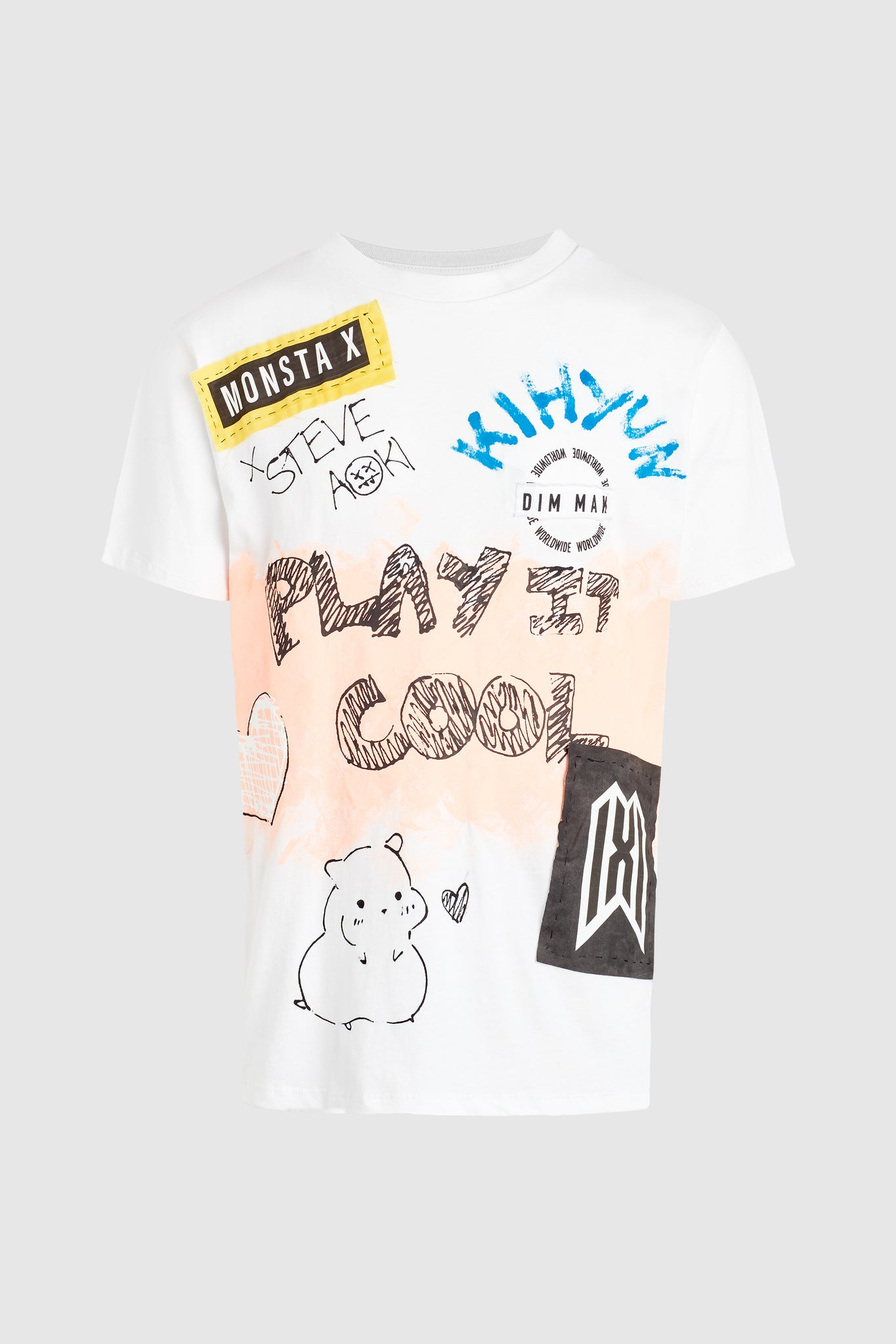 PLAY IT COOL - MONSTA X - KIHYUN #64 (Custom for Monsta X)