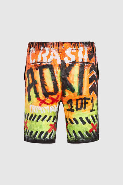 AOKI X CRASH X DIM MAK SHORTS #76