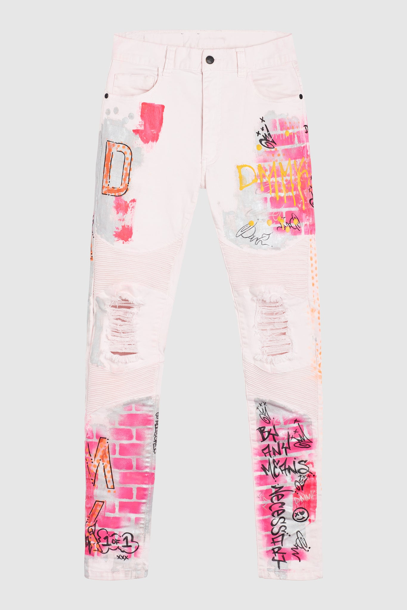 DIM MAK BLUSH JEANS BY ANY MEANS NECESSARY #86