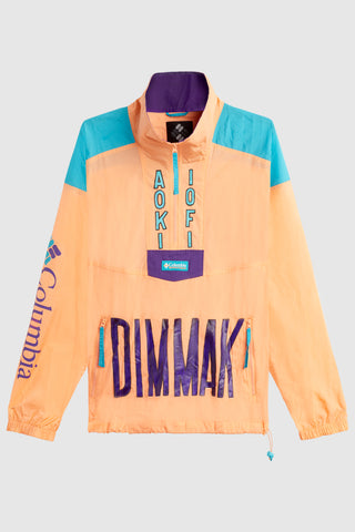 Bathe Yourself Dim Mak x Columbia Windbreaker #240