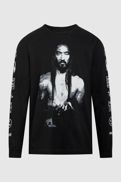 Neon Future IV - Steve Aoki Long Sleeve