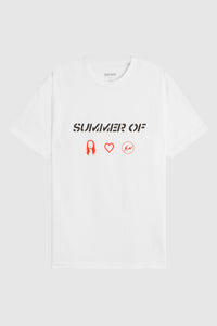 Fragment x Aoki - SUMMER OF - White