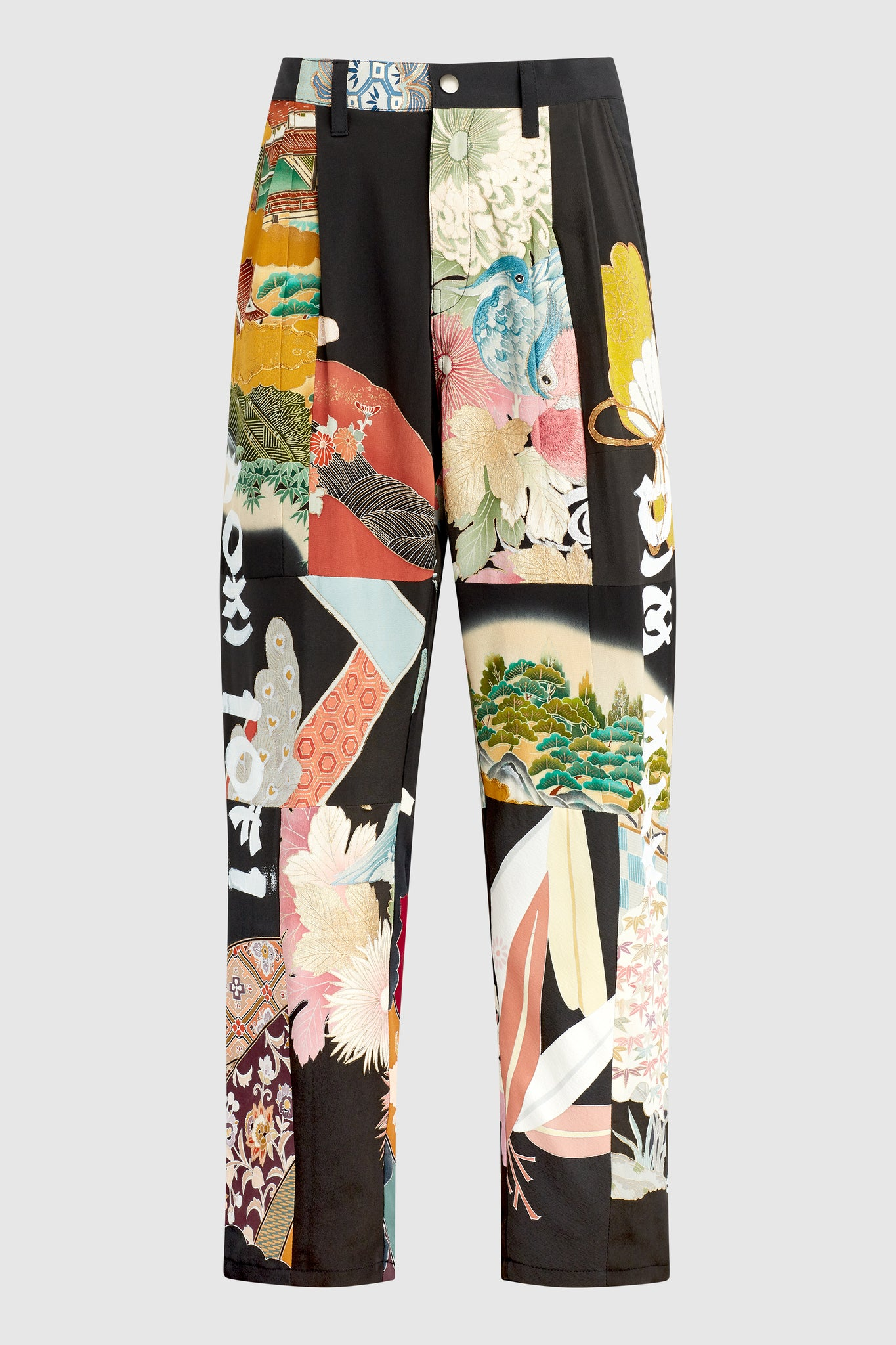 Cotemer x Aoki 1 of 1 Japanes Patchwork Trousers #220