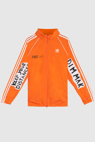 DIM MAK VS ADIDAS KEEP YOUR DISTANCE TRACK JACKET #245