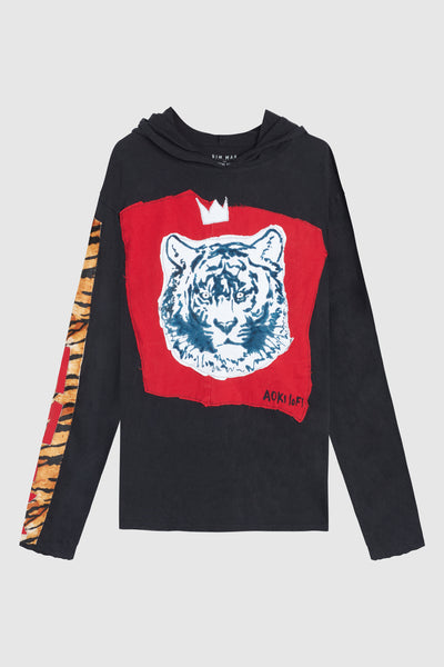 DIM MAK CATS AND KITTENS LS HOODIE #251
