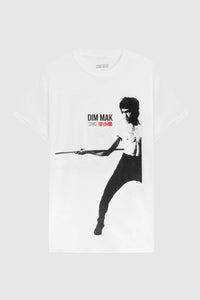 Dim Mak x Bruce Lee 2020 Legendary Tee - White