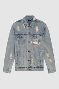 DIAMOND SUPPLY CO x DIM MAK - DMND x DIM Denim Jacket