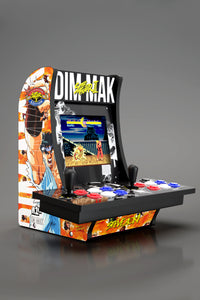 Dim Mak x Arcade1Up - Street Fighter II Countercade