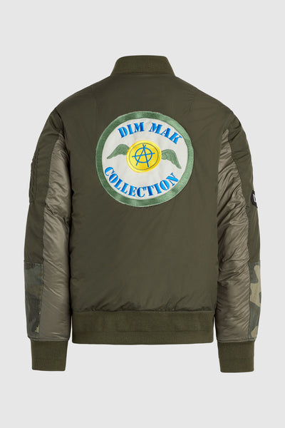 Dim Mak vs. SS Decontrol MA1 Bomber Jacket #22