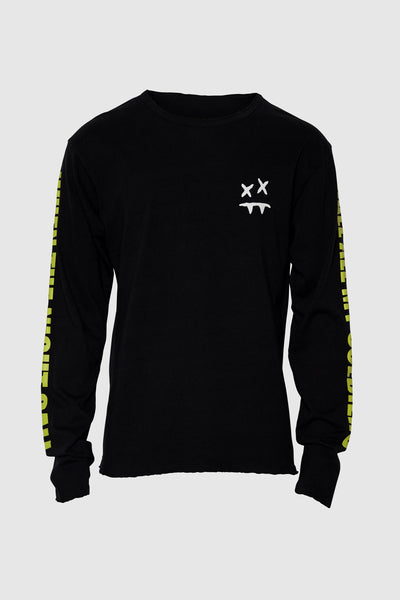 Night Call Long Sleeve Tee