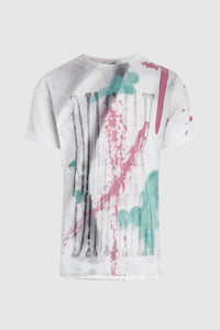 Splattered DMMK Limited Edition Redux Tee #35