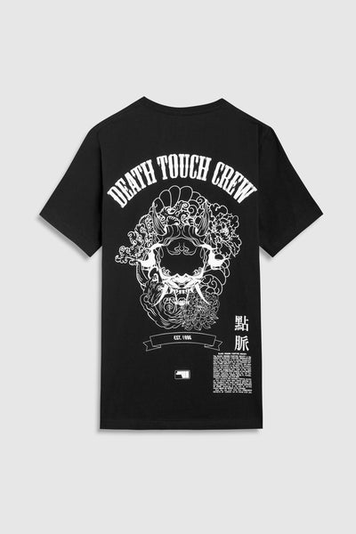 Death Touch Crew Tee