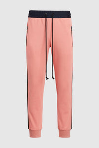 Nadya 2 Track Pants - Coral/Navy/Hunter