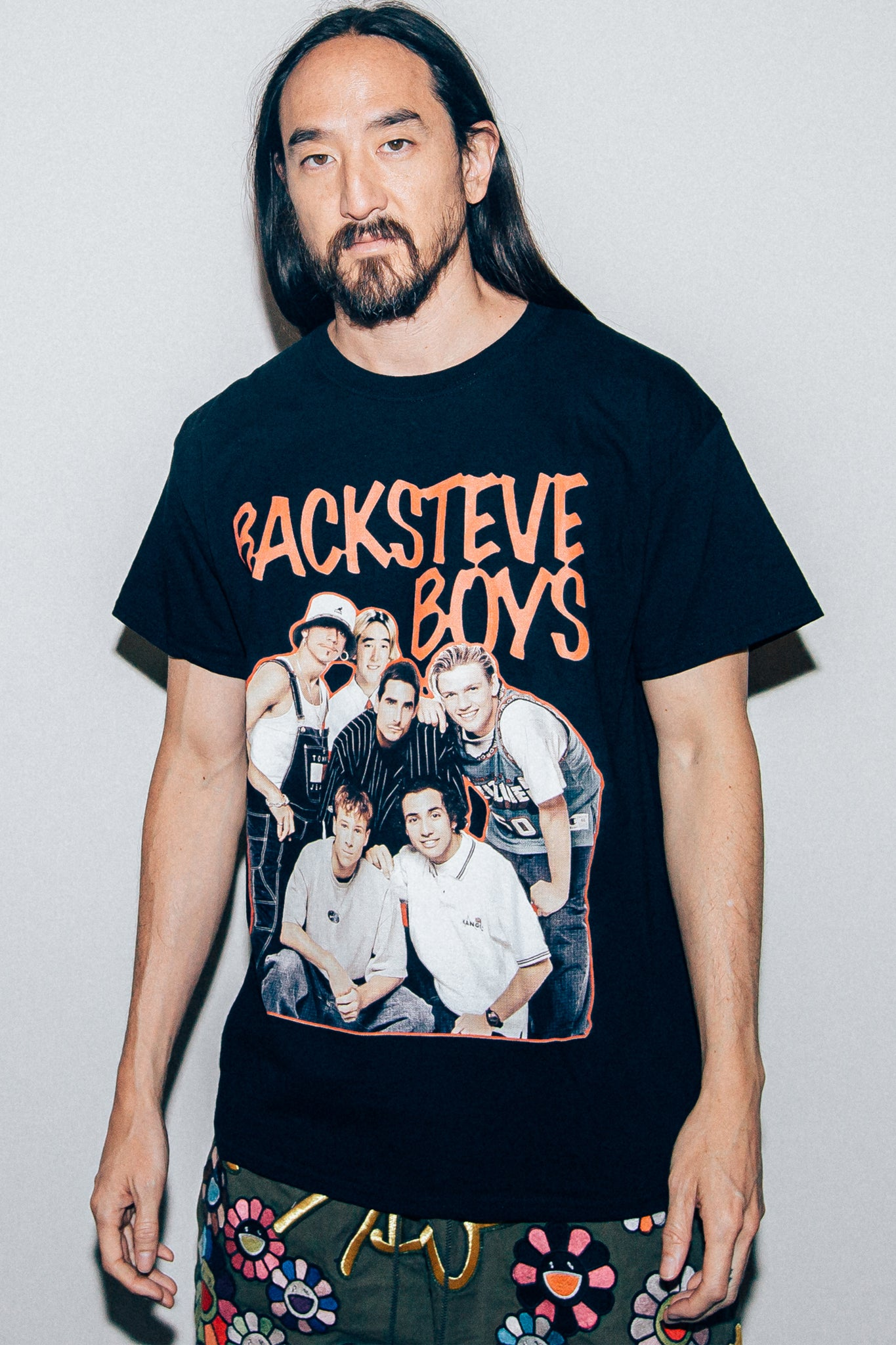 BackSteve Boys Bootleg Tee