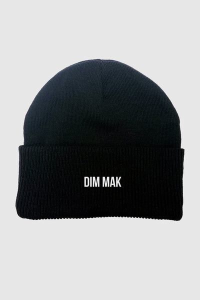 Dim Mak x Fav Boyz by A.C.E and Steve Aoki Beanie - Black