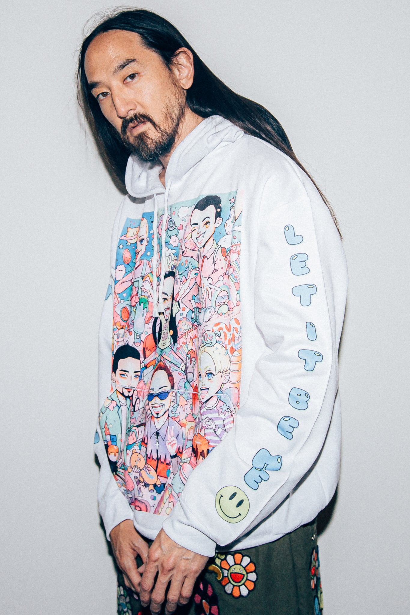 Steve Aoki x Backstreet Boys x Feggy Min - Let It Be Me Hoodie