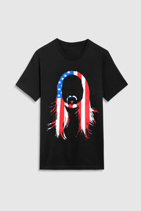 Independence Day 2020 Tee - Black Tee