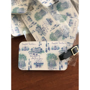 Sea View Inn Luggage Tag