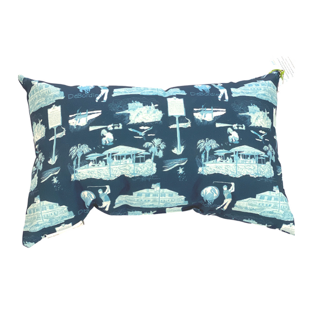 DeBordieu Outdoor Lumbar Pillow