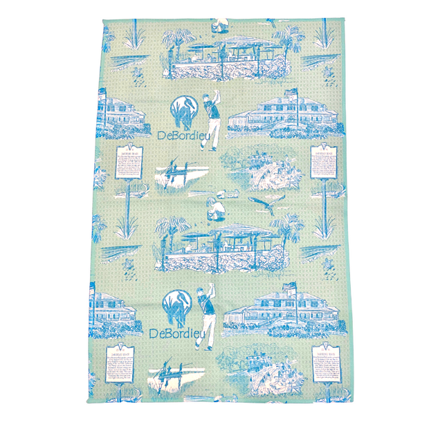NEW! DeBordieu Colony Kitchen Towel