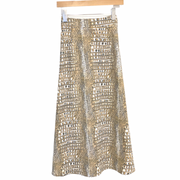NEW! DeBordieu Skirt in Gator- Neutral, Green, Gold or Blue