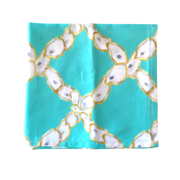Organic Cotton Sateen Napkins