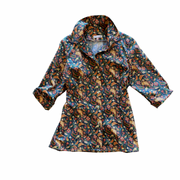 DeBordieu Shirt in Mountain Toile