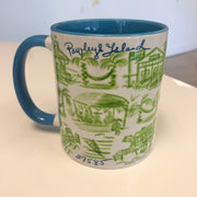 Pawleys Island Happy Mug in 8 Different Colors!