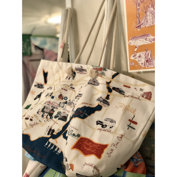 Southport Rope Tote