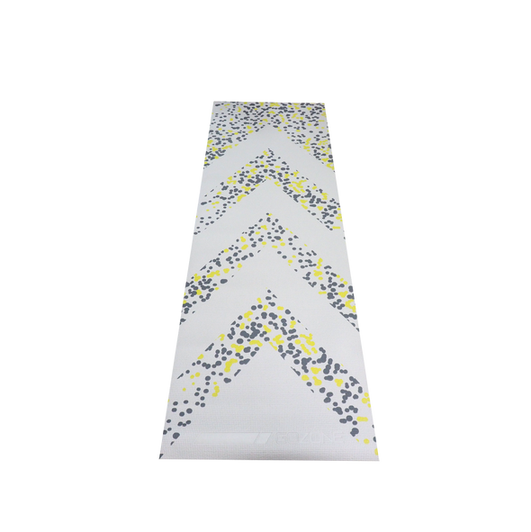 6mm Printed PVC Yoga Mat