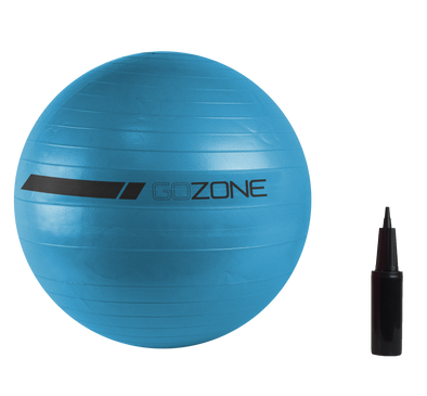 75cm Exercise Ball - With Hand Pump