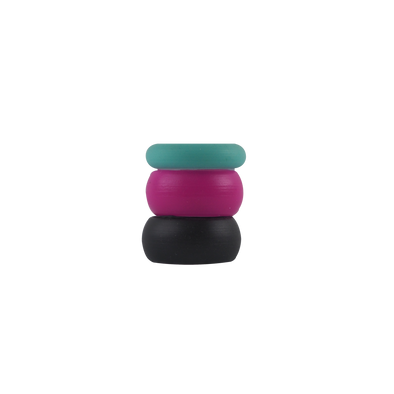 Silicone Gym Rings