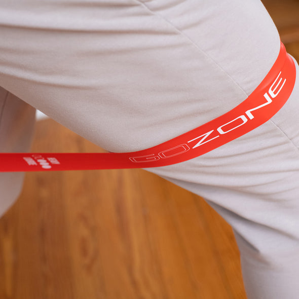 5 Pack Looped Resistance Bands