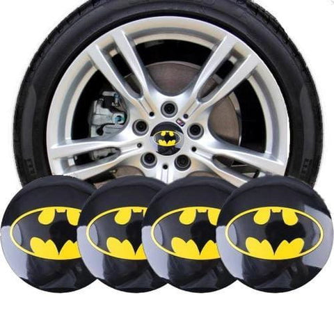 Stickers Voiture Jantes Batman