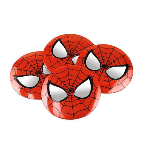 Stickers Voiture Jantes Spiderman