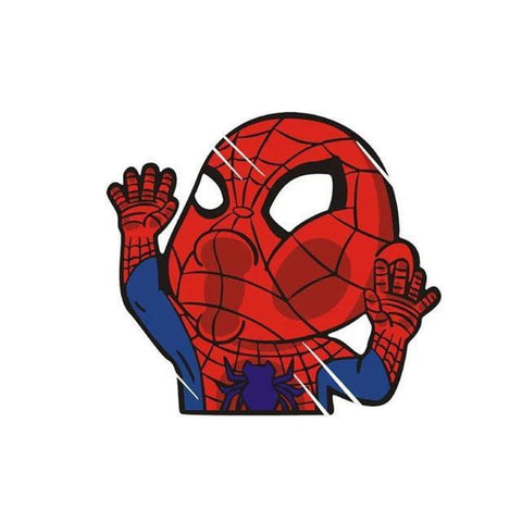 Stickers Voiture Spider-Man