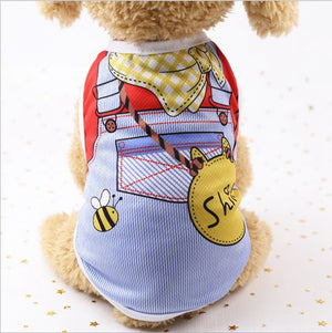 Cheap Pet Dog Clothes Pets Clothing Winter Small Medium Dog Shirts Pet Hoodies for Dogs Costume Chihuahua Cat Puppy Coat Jacket