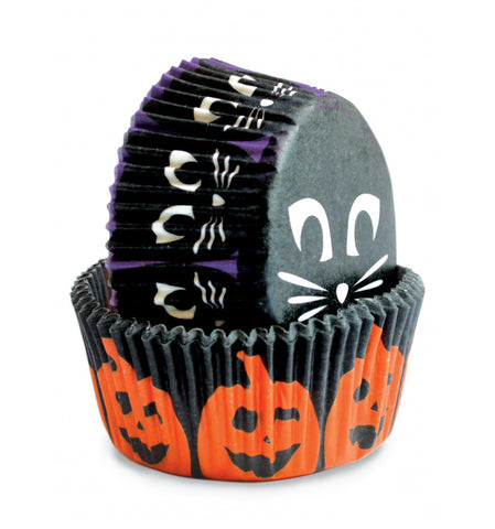 Caissettes Cupcakes d'Halloween